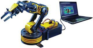 Robot Arm Educational Kit